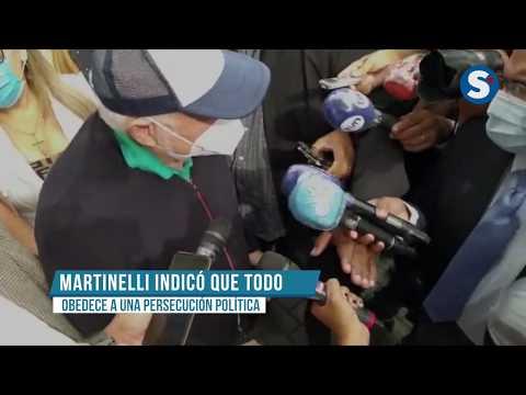 Varela y Martinelli, cara a cara.