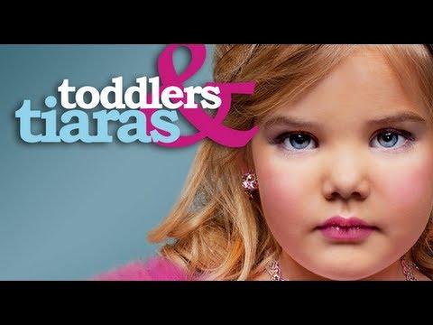Nelson Mandela Loves...Toddlers & Tiaras?!