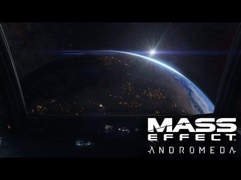 Mass Effect Andromeda teaser trailer updated
