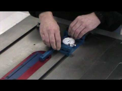 Betterley UNA-GAUGE: Table Saw