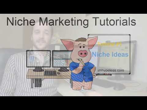 How to Find Fresh Niche Ideas – Niche Marketing Tutorial #1