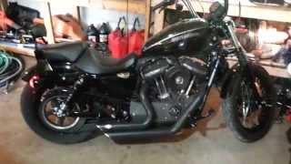8. 2011 Harley Davidson Sportster 1200N For Sale