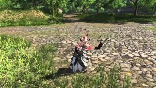 Видео к игре Moonlight Blade из публикации: Moonlight Blade - Обзор игры в преддверии очередного этапа тестирования