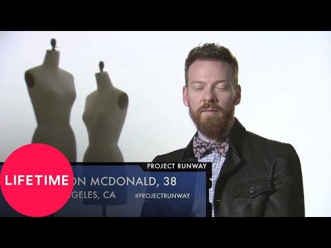 Project Runway: Challenge Winner 1 Interview: Episode 9 | Lifetime