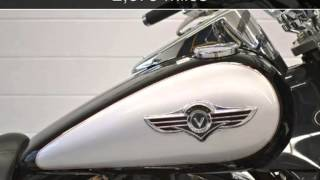 10. 2006 Kawasaki  Vulcan 1500 Classic   Used Motorcycles - Fredericksburg,Virginia