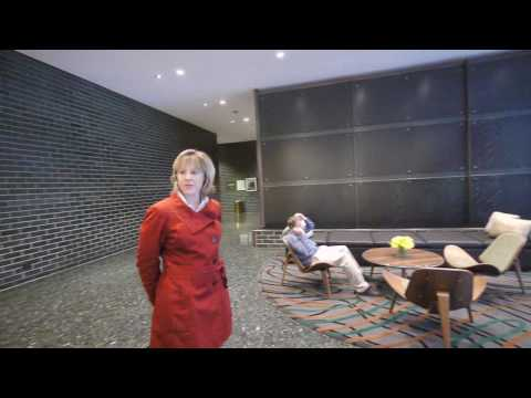 Inside Lake Point Tower: A veteran door staff and a brand new lobby