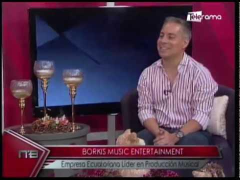 Borkis Music Entertainment empresa ecuatoriana líder en producción musical