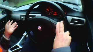 BMW 320d ES 2008 (3 Series)  Road Test Drive Review.