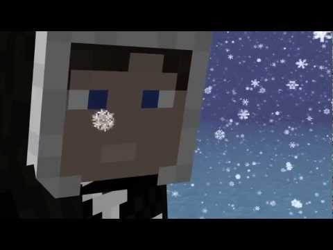 Minecraft Short Film - Ice Fishing