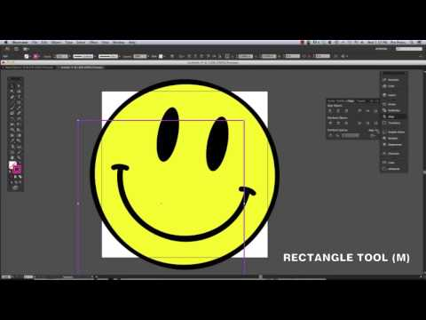 How To Crop In Adobe Illustrator CS6