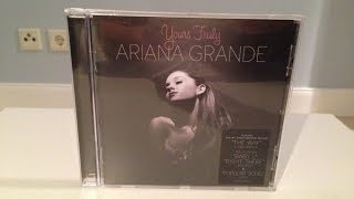 Ariana Grande - Yours Truly (Unboxing) HD