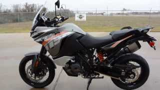 5. 2014 KTM 1190 Adventure Gray   Overview and Review    For Sale $16,499