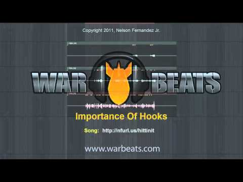 Warbeats - Importance of Hooks