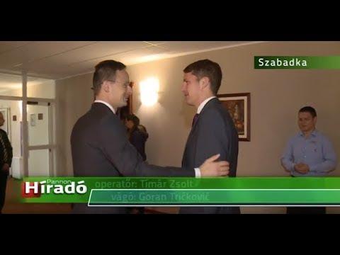 Találkozó Szijjártó Péterrel, a Magyar-Szerb Gazdasági Vegyes Bizottság ülése előtt-cover