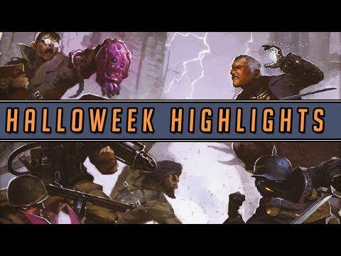 Achtung! Cthulu Tactics (Quick Look) - Final Destination [Halloweek 4 Highlights]