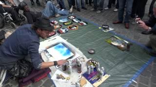 Video Menakjubkan hasil pelukis jalanan ini... ^Amazing Street Painting Compilation^ MP3, 3GP, MP4, WEBM, AVI, FLV Juni 2018
