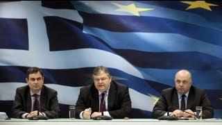 Grecia logra una quita histórica de su deuda y aleja el fantasma de la bancarrota