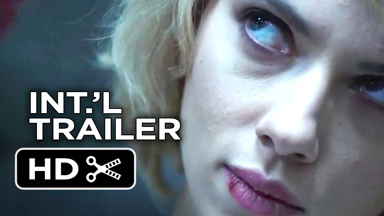 Lucy Official International Trailer #1 (2014) – Scarlett Johansson Movie HD