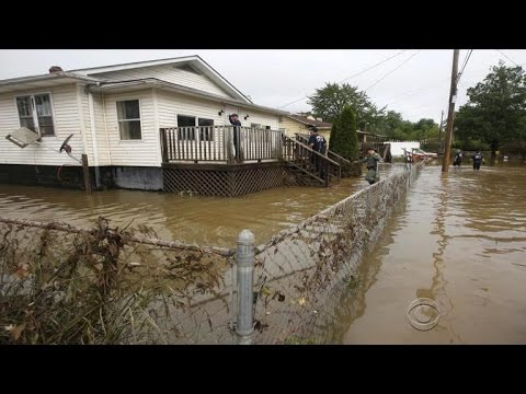 More than a dozen dead in historic West Virginia floods