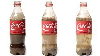 Coca-Cola Tricks You Need To See To Believe - YouTube
