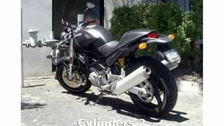 6. 2004 Ducati Monster 620 Dark - Details, Info