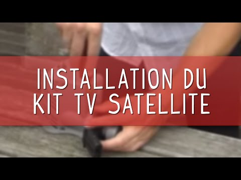 comment installer lnb double tete