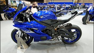 5. 2020 Yamaha R6 Full Video View