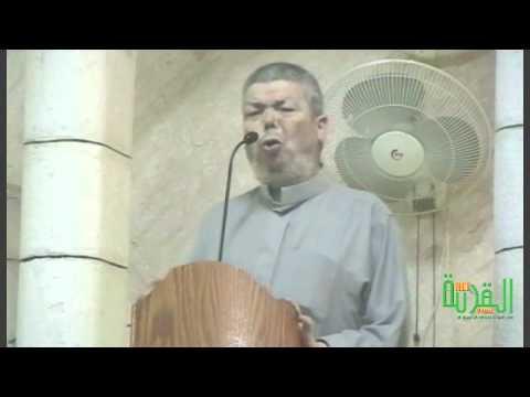 خطبة الجمعة لفضيلة الشيخ عبد الله 13/7/2012