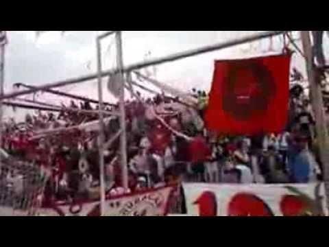 Huracán Las Heras vs Gilnasia . [Recibimiento - La Nº1] - La Banda Nº 1 - Huracán Las Heras