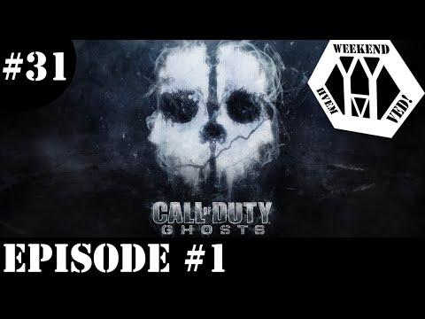 (Dansk/Danish) Hvem ved weekend (31): Call of duty ghosts - ep 1