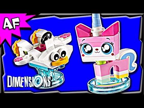 Vidéo LEGO Dimensions 71231 : Pack Héros : Unikitty