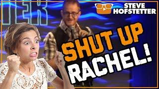 Heckler Thinks It's Her Show - Steve Hofstetter