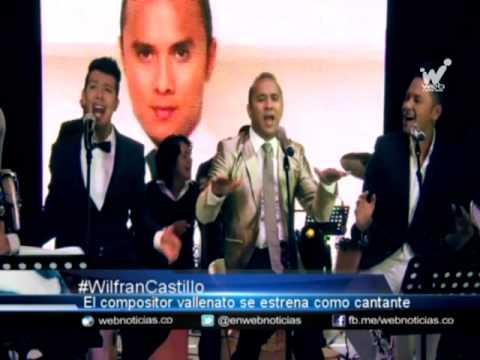 Se Estrena Como Cantante En Desigual... Wilfran Castillo