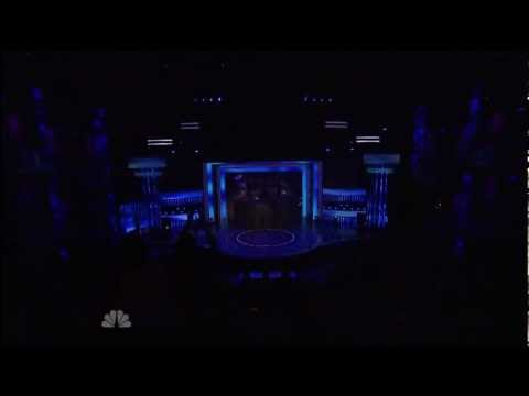 Team iLuminate On America's Got Talent (8/6)