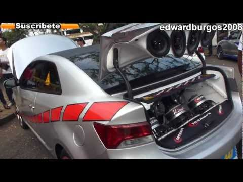 kia cerato koup Tuning modificado taramps car audio modelo 2011 colombia rines de lujo 2012 FULL HD