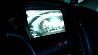 2012 Ford Focus: A/V input jack (camcorder)