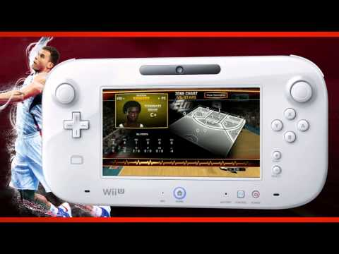 NBA 2K13 Trailer Shows Unique Wii U Features