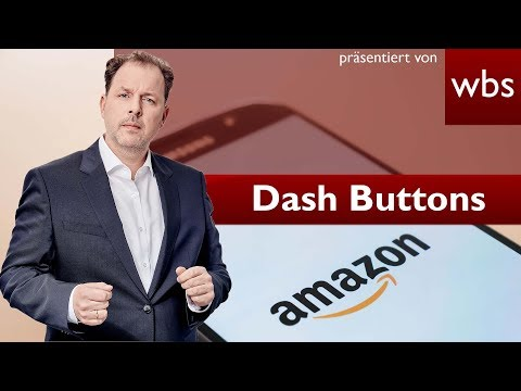 Amazons Dash Buttons verboten?
