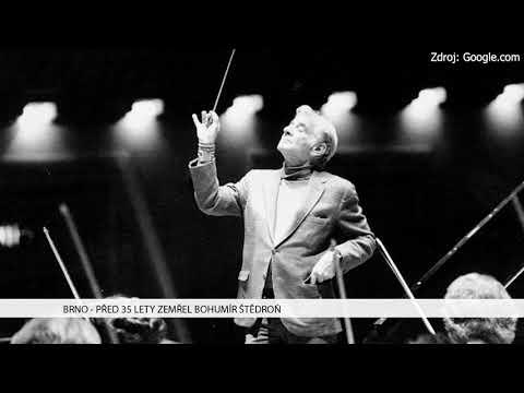 TV Brno 1: 24.11.2017 Před 35 lety zemřel Bohumír Štědroň