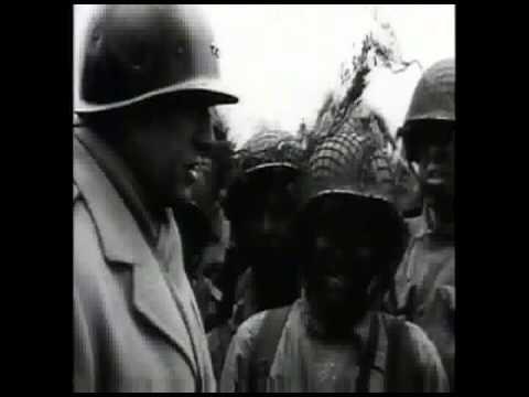 General George S. Patton-A Tribute