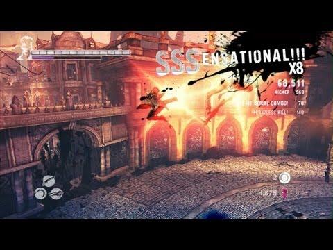 DmC Devil May Cry(ディーエムシー デビル メイ クライ)■対応ハード:PS3/Xbox 360■ジャンル:スタイリッシュアクション■発売日:【PS3/Xbox 360】2013年1月17日予定 【PC】2013年予定■希望小売価格:【PS3/Xbox 360】6,990円(税込) 【PC】未定■開発元:Ninja Theory■プレイ人数:1人■CEROレーティング:D(17才以上対象)■公式サイト:http://www.capcom.co.jp/dmc/