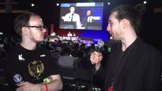 Mew2King's interview with OnGamers after Day 1 @ MLG. Very well spoken and professional!!