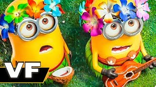 Download Lagu MOI MOCHE ET MÉCHANT 3 Bande Annonce #3 VF  (Animation, Minions -2017) Mp3