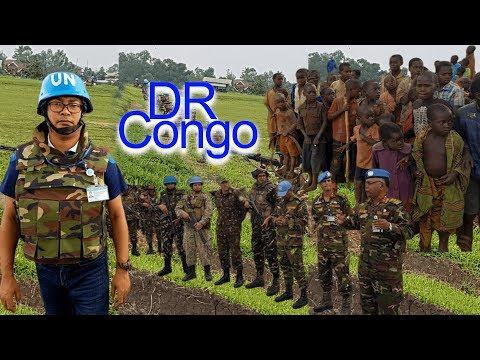 Ekusher Chokh Ep-177 | DR Congo | কঙ্গোর শান্তি কতোদূর? জাতিসংঘ মিশনে সেনাবাহিনী | 11 January 2019