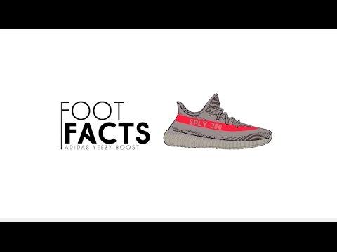 FootFacts / adidas Yeezy Boost