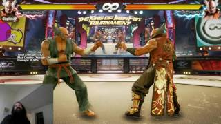 Obviously none of this is well-documented, so please feel free to add info in the comments! Aris explores one of Heihachi's ...