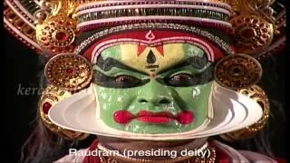 Navarasam in Kathakali