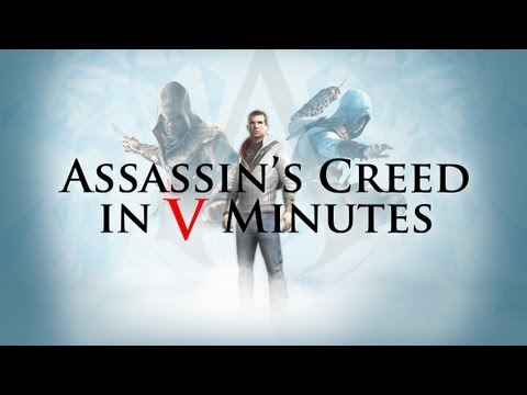 5 minute - We unbox AC3: Limited Edition @ign.com! http://go.ign.com/RSuNte Just getting started with Assassin's Creed III? Want to relive all the key moments of the pa...