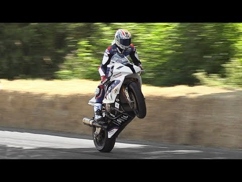 Best Of Motorcycles At Festival Of Speed - NEW Moto2 2019, Superbikes, Top Fuel, 2-Strokes & More!