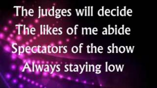 The Winner Takes It all (KARAOKE) ABBA